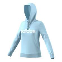 adidas Women's Essentials Linear Fleece Hooded Sweatshirt