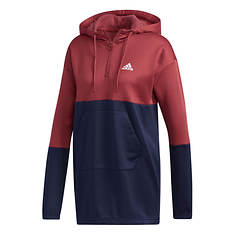 adidas Women's New Authentic Pullover Hoodie