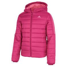 adidas Girls' Classic Puffer Jacket