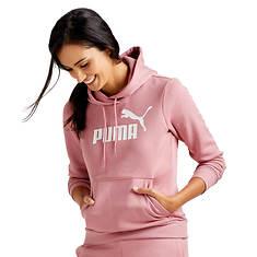 Puma Women's Essentials Logo Pullover Hoodie