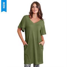 Flutter Sleeve Sleepshirt