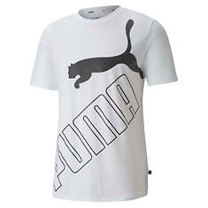 PUMA Men's Big Logo Tee