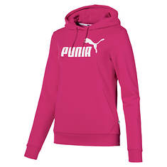 PUMA Women's Essentials Logo Pullover Fleece Hoody