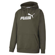 PUMA Women's Essentials Elongated Fleece Hoody