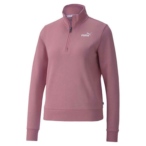 PUMA Women's Essentials 1/2 Zip Fleece Hoody