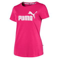 PUMA Women's Essentials Logo Tee