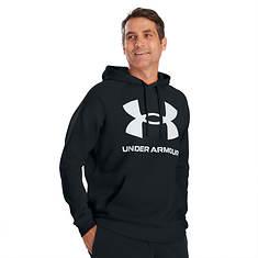 Men's Under Armour Rival Fleece Big Logo Hoodie