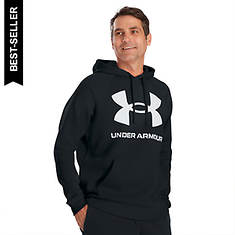Men's Under Armour Rival Fleece Big Logo Hoodie