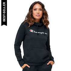 Women's Champion Powerblend Graphic Hoodie