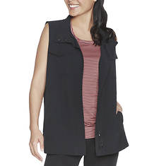 Skechers Women's Relaxed Tearstop Cargo Vest