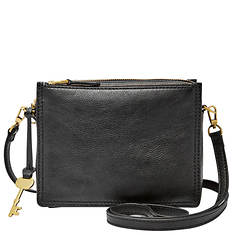 Fossil Campbell Leather Crossbody