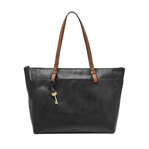 Fossil Rachel Leather Tote Handbag