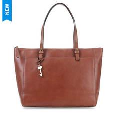 Fossil Rachel Leather Tote Handbag
