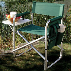 Carry-Along Folding Lawn Chair