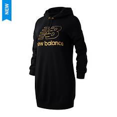 New Balance Women's NB Athletics Village Hoodie Dress