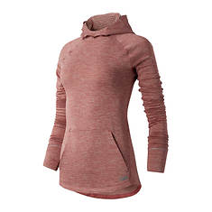 New Balance Women's NB Heat Grid Hoodie