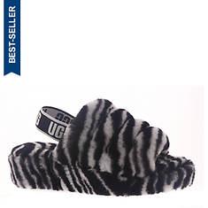 UGG® Fluff Yeah Slide Zebra (Women's)