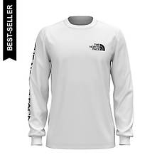 The North Face Men's L/S Sleeve Hit Tee
