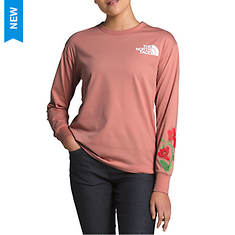 The North Face Women's L/S Himalayan Bottle Source Tee
