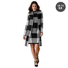 Sweater Dress & Jacket Set
