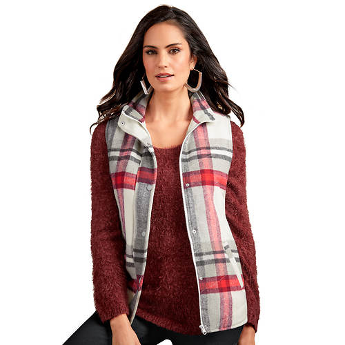 Soft And Comfy Puffer Vest