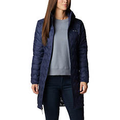 Columbia Women's Delta Ridge Long Down Jacket