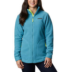 Columbia Women's Northern Reach Sherpa Full-Zip