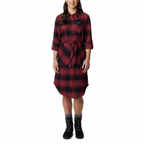 Columbia Women's Pine Street Shirt Dress