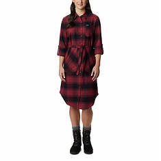 Columbia Women's Pine Street Shirt Dress