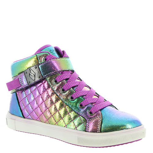 Skechers Shoutouts Glitz Metallic Rockstar (Girls' Toddler-Youth)