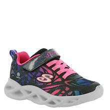Skechers Twisty Brights Dazzle Flash (Girls' Toddler-Youth)