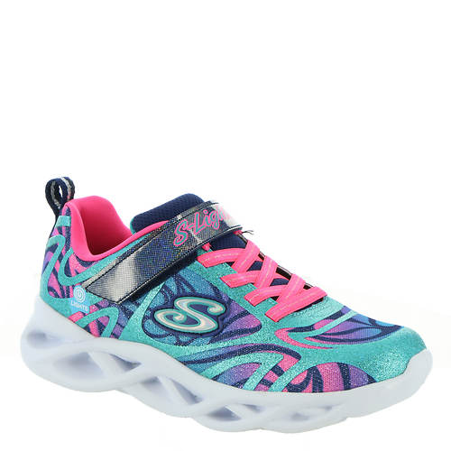 Skechers Twisty Brights Dazzle Flash (Girls' Toddler-Youth)