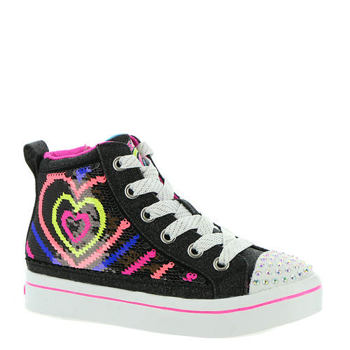 Skechers Twinkle Toes Twi-Lights 2.0 Heartbeatz (Girls' Toddler-Youth)