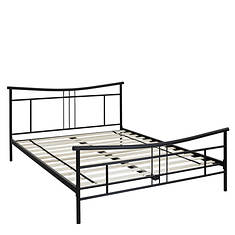 Pure Form Abbey Metal Platform Full Bed