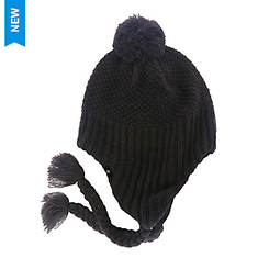 The North Face Women's Purrl Stitch Earflap Beanie