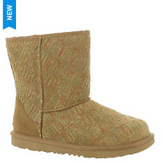 UGG® Classic II Graphic Stitch (Girls' Toddler-Youth)