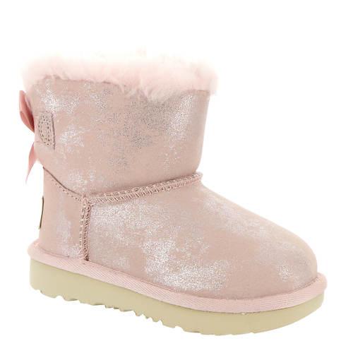 UGG® Mini Bailey Bow II Shimmer Toddler (Girls' Toddler)