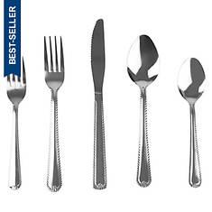 Empire 20-Piece Stainless Steel Flatware Set