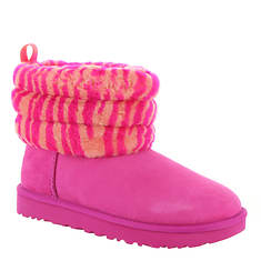 UGG® Fluff Mini Quilted Zebra (Women's)