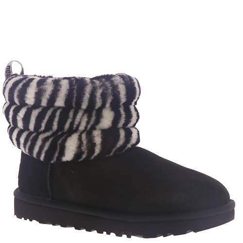 UGG® Fluff Mini Quilted Zebra (Women's)