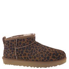 UGG® Classic Ultra Mini Leopard (Women's)