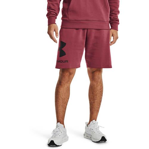 Under Armour Men's Big Logo Rival Fleece Short