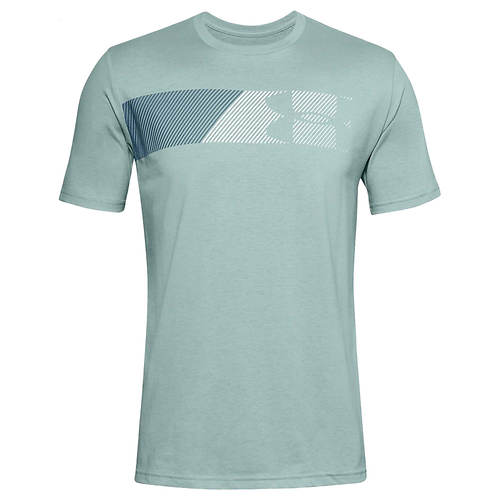 Under Armour Men's Fast Left Chest 2.0 Shirt Sleeve