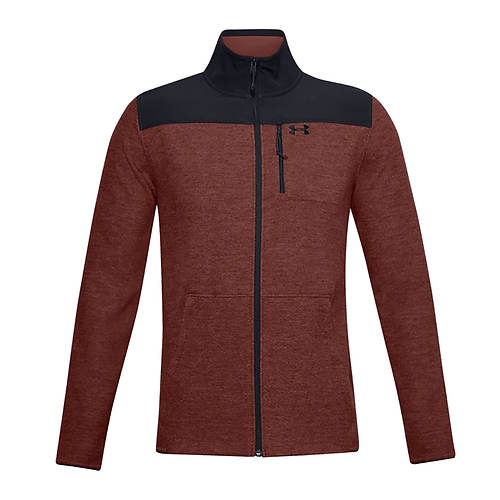 Under Armour Men's Specialist Grid Full Zip
