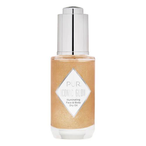 PÜR Crystal Clear Shimmer Oil