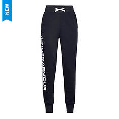 Under Armour Girls' Rival Fleece Joggers