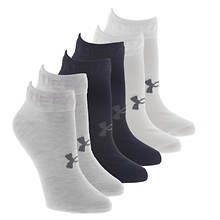 Under Armour Women's Essential Lo Cut 6-Pack