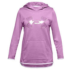 Under Armour Girl's Armour Fleece Big Logo Hoodie