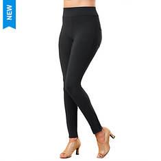 Ankle-Zip Slimming Legging