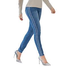 Side-Embellished Jean